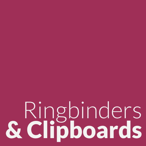 Ringbinders & Clipboards