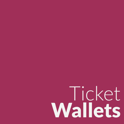 Ticket Wallets